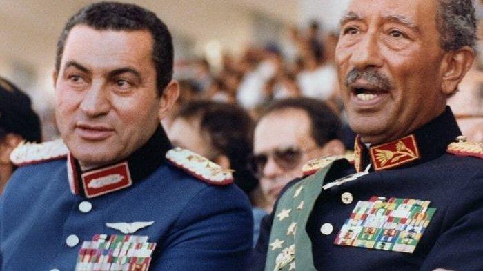 Pengakuan Istri Presiden Mesir Kejutkan Dunia, Ini yang Terjadi Sebelum Anwar Sadat Tewas Ditembak