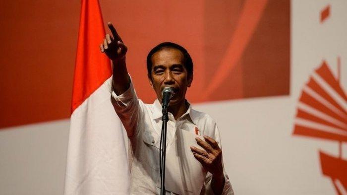 Telah Rampung Nama Menteri-menteri Jokowi di Kabinet, Ada Anak Muda dan dari Partai Gerindra