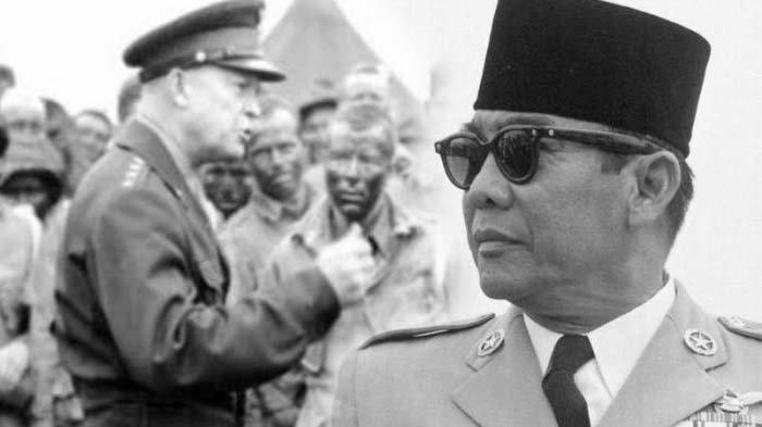 Soekarno Pernah Ngamuk di Gedung Putih Gegara Sikap Presiden AS yang Dianggap Remehkan Indonesia