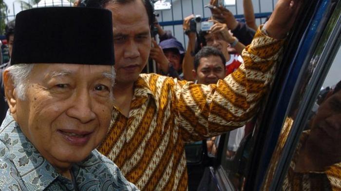Perubahan Soeharto yang Mencolok dari Pakaian Hingga Penolakan Hal ini saat Tak Lagi Jadi Presiden