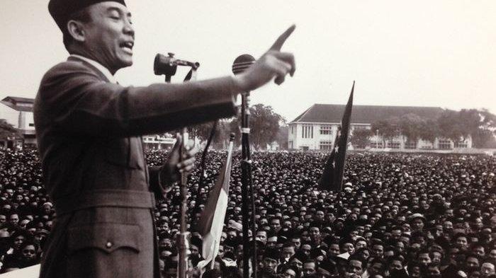 Pelaku Sumpah Pemuda Kwee Thiam Hong: Kalau Soekarno Pidato Semua Diam