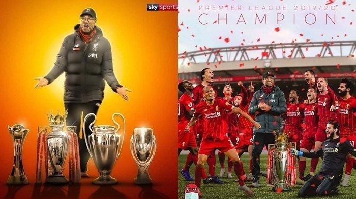 Prestasi Juergen Klopp bersama Liverpool