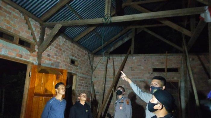 BREAKING NEWS Pria Asal Aur Duri Gantung Diri di Pondok Ladang