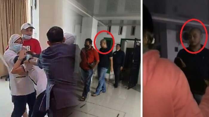 Inilah Sosok Pria Botak yang Aniaya Perawat di RS Siloam Sriwijaya di Palembang Diciduk Polisi