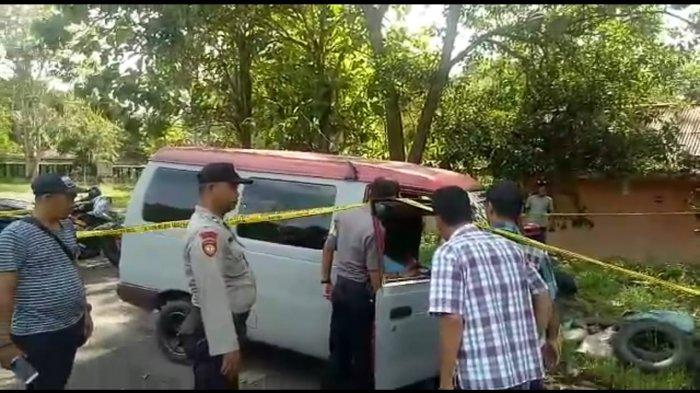 BREAKING NEWS: Pria Asal Bungo Mendadak Meninggal di Mobil Saat Berwisata Bersama Seorang Janda
