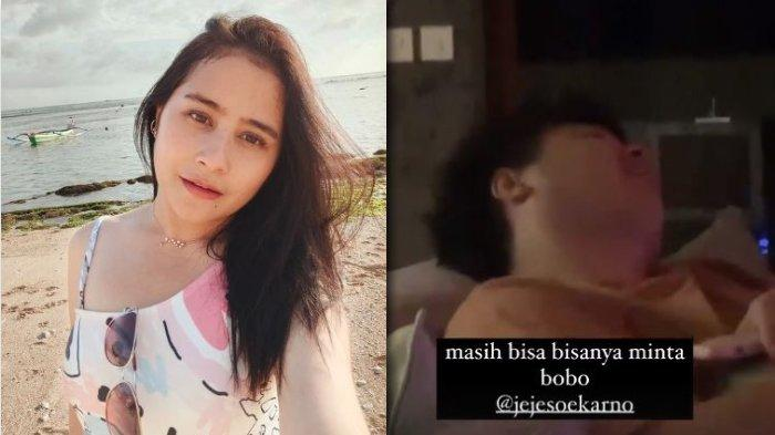 Perlakuan Prilly Latuconsina Dianggap Emak-Emak Gegara Tindakannya Pada Jeje Soekarno Saat di Bali