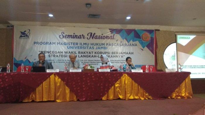 Prof Gunarto Paparkan Cara Oknum Anggota Dewan Balik Modal Nyaleg, DPRD Provinsi Rp 1 Miliar