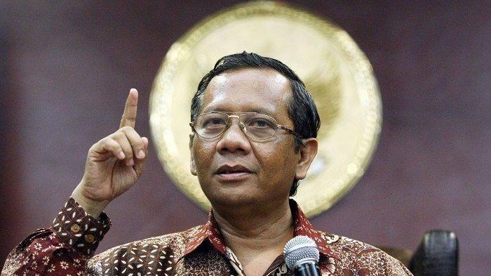 Mahfud MD Ungkap Ada 99 Organisasi di Indonesia Masuk Kelompok Terduga Teroris, Termasuk KKB Papua