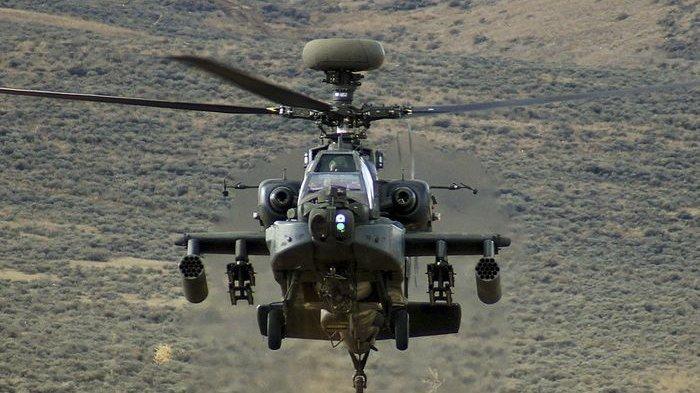 TNI Miliki Helikopter Tercanggih di Asia Tenggara yang Siap Diturunkan Hadapi KKB