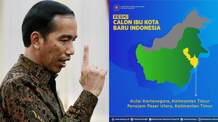 Ibu Kota Pindah ke Kalimantan Timur, DPR Akui Hanya dapat Informasi dari Media Massa