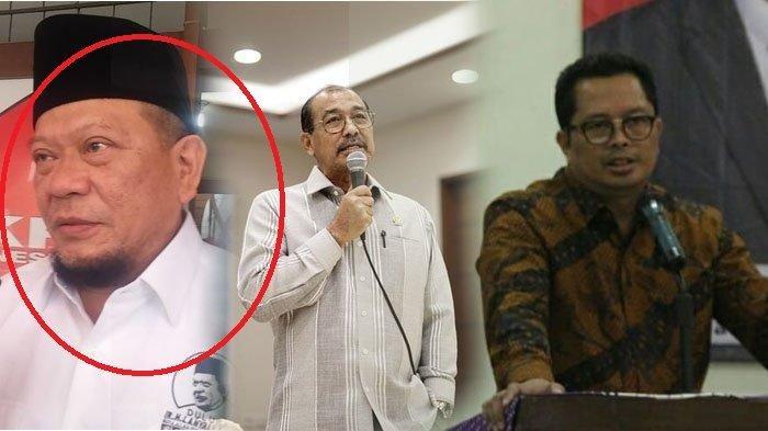 Profil Lengkap 4 Pimpinan DPD: La Nyalla, Nono Sampono, Mahyudin, dan Sultan Bachtiar Najamudin