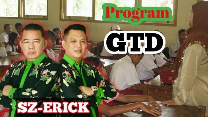 SZ-Erick Rekrut Guru dan Beri Insentif Standar UMP Melalui Program GTD, Berikut Penjelasannya