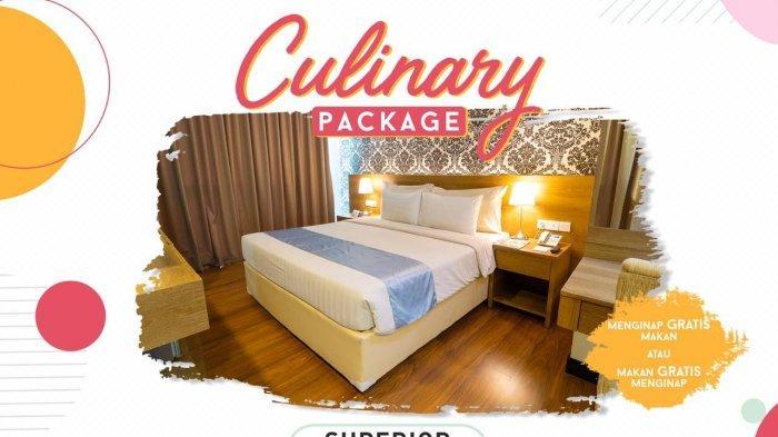 Promo Culinary Package, Nginap di Odua Weston Jambi Gratis Makan di Rick's Kitchen