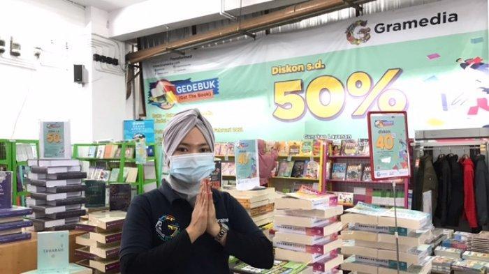 Ada Promo Gedebuk di Gramedia, Beri Diskon Hingga 50 Persen untuk Buku Pilihan