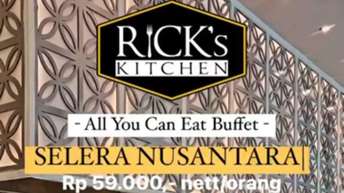 Bisa Makan Sepuasnya di Hotel Odua Weston Jambi, ada Promo Selera Nusantara