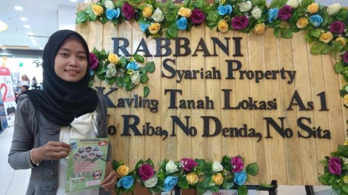 Tanah Kafling Syariah, Promo tanpa DP di Tribun Jambi Great Expo 2018