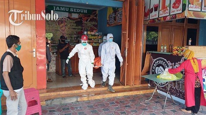 Pria Jambi Asal Kabupaten Bungo Meninggal di Depot Jamu Caniago Sragen, Ini Penyebab Wafatnya