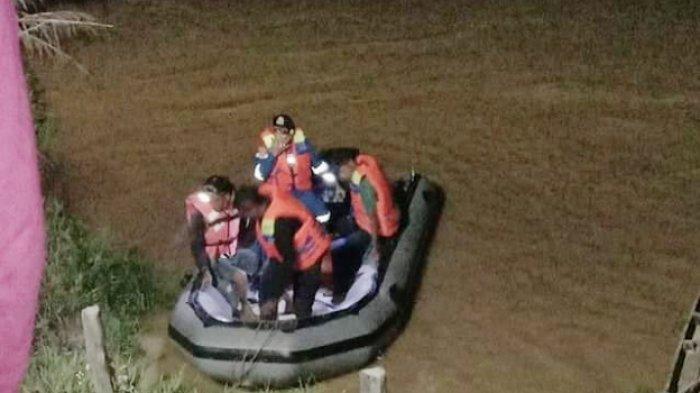 Midun Ditemukan Sudah Mengapung, Pemuda Desa Pelawan 3 Hari Tenggelam di Sungai Limun