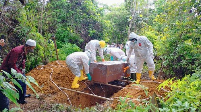 REKOR BARU Angka Kematian Tertinggi Sejak Pandemi di Indonesia, Sehari 221 Pasien Corona Meninggal