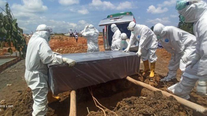 Angka Kematian Covid-19 di Provinsi Jambi hingga Agustus 2021 Mencapai 700 Kasus