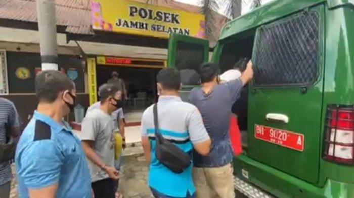 30 Tahanan Hakim Dipindah ke Lapas Klas IIA Jambi