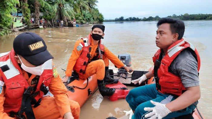 Waspada Air Sungai Batanghari Meluap, 2 Orang Warga Jambi Dilaporkan Terseret Arus dan Tenggelam