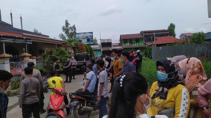 Sempat Ricuh, Pencoblosan di TPS 011 Jalan Nelayan Normal Lagi