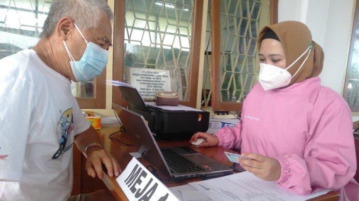 Dinkes Kota Jambi Imbau Lansia Segera Daftarkan Vaksinasi Covid-19 untuk Memenuhi Target