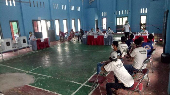 Pilkada Tanjabbar, Pasangan UAS-Harian Unggul di Lapas Kuala Tungkal
