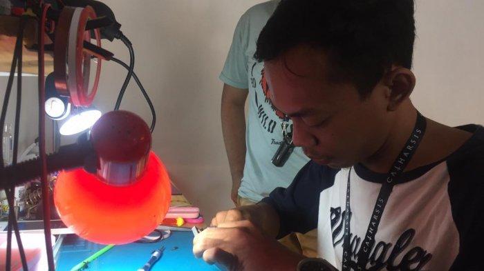 Servis di Ghanim Project Paling Banyak Minta Perbaikan LCD