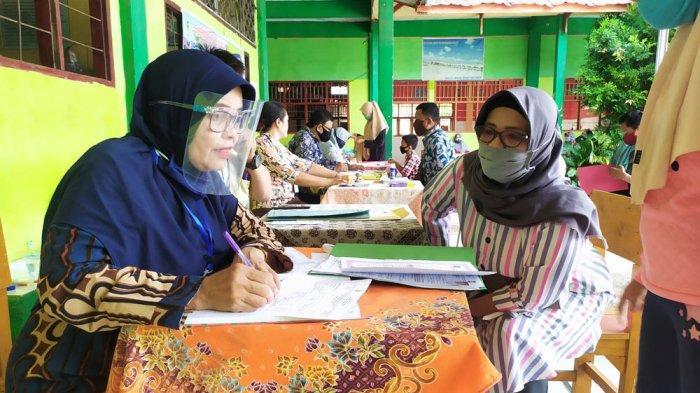 SD dan SMP di Tanjung Jabung Barat Terima 11.472 Siswa Baru, Pendaftaran Dengan Sistim Online