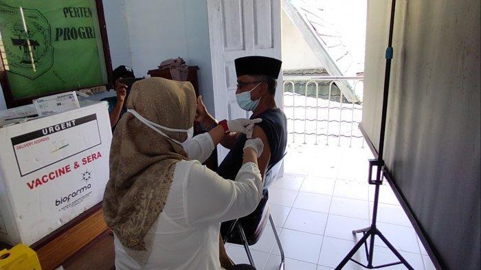 Dinkes Sarolangun Sebut Defisit Stok Vaksin Covid-19, Hanya Tersisa untuk Sekolah di Dua Kecamatan