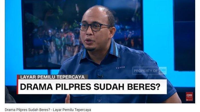 Jubir BPN, Andre Rosiade Ancam Bubarkan Komnas HAM, Begini Reaksi Komisioner Lembaga Tersebut