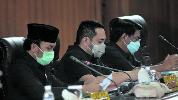 DPRD Provinsi Jambi Gelar Rapat Paripurna Penyampaian KUA PPAS Pemprov Jambi Tahun 2021