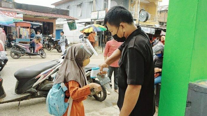 Satu Kecamatan di Merangin Belum Terapkan Sekolah Tatap Muka