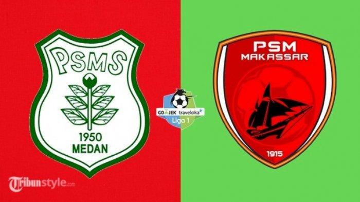 Link Live Streaming PSMS Medan vs PSM Makassar, Harus Menang Atau Masuk Zona Degradasi