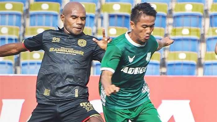 Hasil PSMS vs PSPS Skor 2-0, Tonton Video Gol Nanang Asripin & Mamadou Hadi Barry