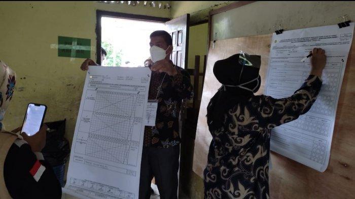 Haris-Sani Unggul di Batanghari, Perolehan Suara di PSU Pilgub Jambi
