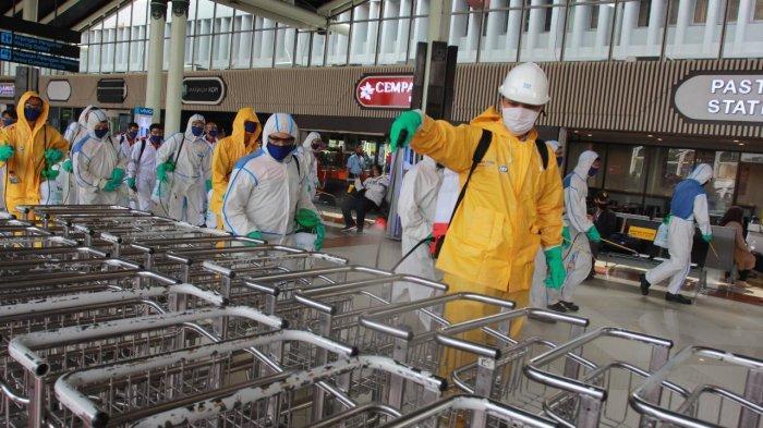 PT Angkasa Pura II Perkenalkan Protokol Keamanan dan Kesehatan Bandara Sesuai Standar Global