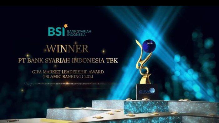BSI Raih Penghargaan Internasional GIFA Market Leadership Award 2021