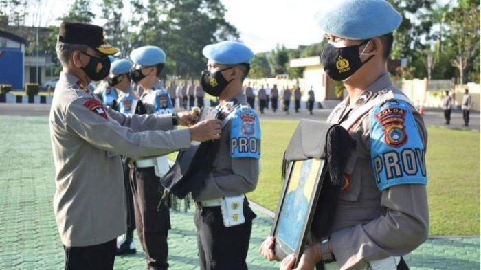 5 Polisi di Bangka Belitung Dipecat Karena Ketahuan Mencuri Senjata Api dan Desersi