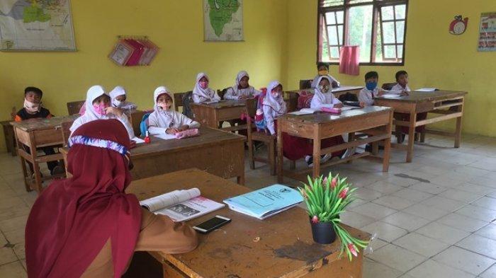 BREAKING NEWS Satu Sekolah di Maro Sebo Ulu Terpaksa Tutup, Siswa Positif Covid-19
