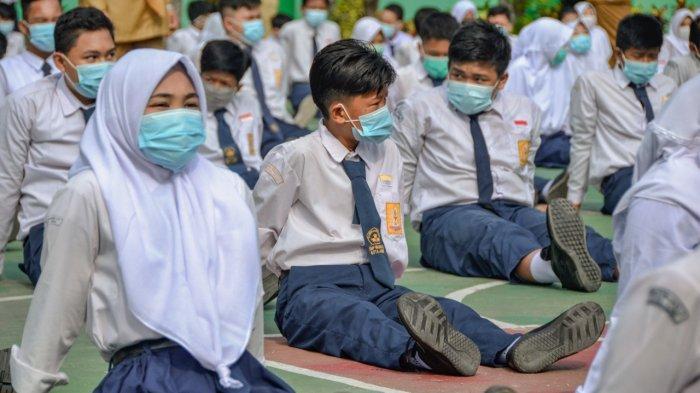 Semua Sekolah SMA/SMK di Provinsi Jambi Sudah Belajar Tatap Muka Meski Belum Normal Sepenuhnya