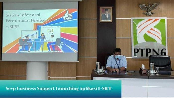 E-SIPP PTPN VI Mempermudah Sistem Pembayaran