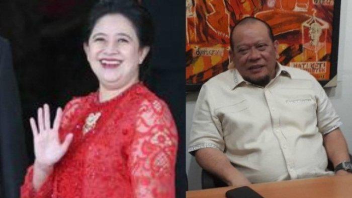 Kasus Korupsi di Antara Jejak Puan Maharani dan La Nyalla