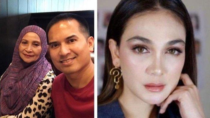 Luna Maya Ternyata Sudah Lama Diidamkan Jadi Mantu Ibu Faisal Nasimuddin, Wanita Terkaya di Malaysia