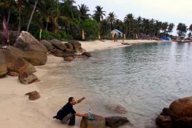 Pulau Berhala akan Dikelola Pihak Ketiga, Pemkab Tanjab Timur Masih dalam Pertimbangan