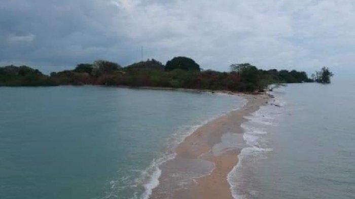 Penangkaran Penyu dan Biota Laut Lainnya, Ini Keindahan Pulau Maspari Ogan Komering Ilir SUmsel