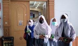 Puluhan Pelajar di Sarolangun Dilantik Jadi Pelopor Deskriminasi Anak