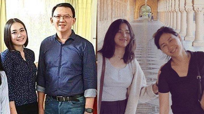 Ahok Kini Kian Lengket dengan Nathania Purnama Putri Satu-satunya, Bagaimana Nasib Veronica Tan?